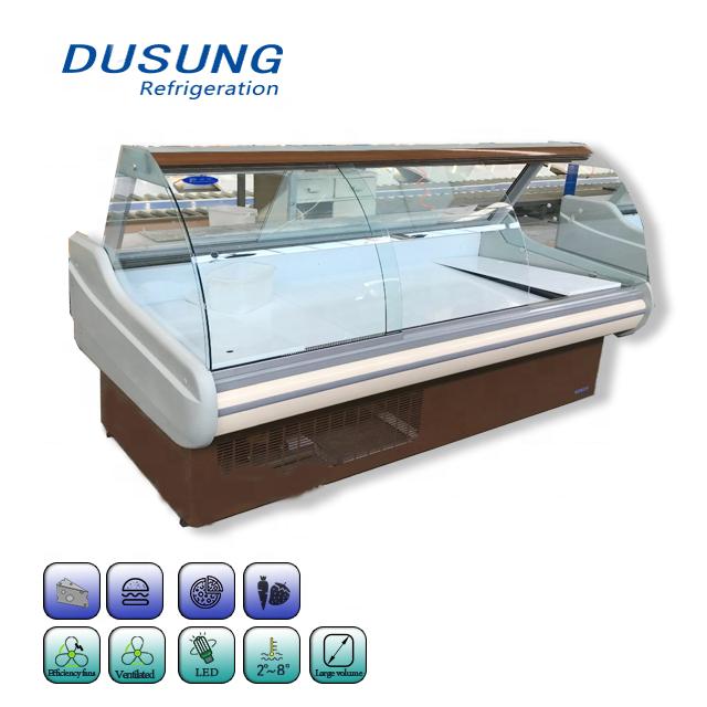 Commercial-Refrigeration-Butcher-Meat-Shop-Equipment