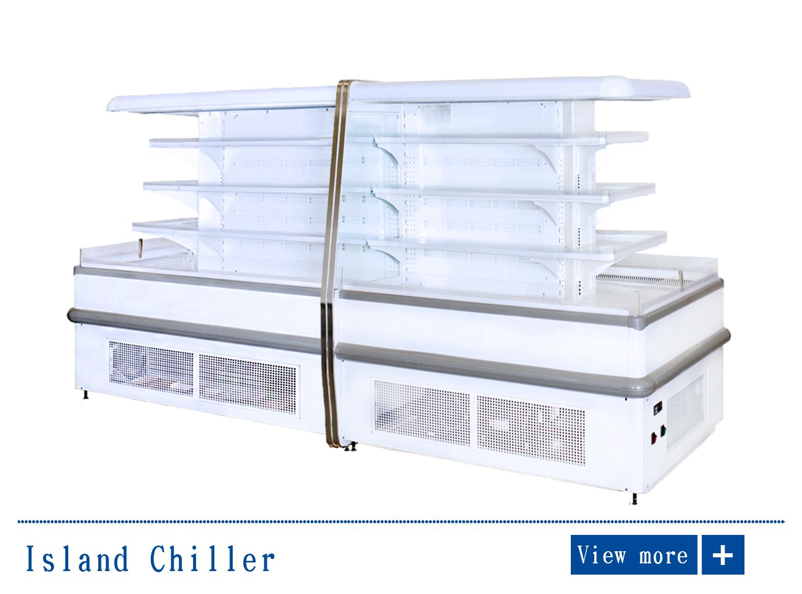 Convenience Store Semi Vertical Refrigerator