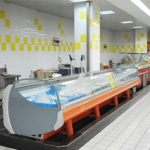 2-اللحوم العرض مكافحة dusung للتبريد