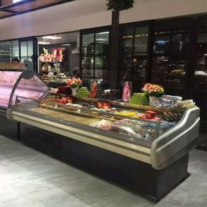 Meat Shop Refrigeration Equipment Refrigerator Commercial