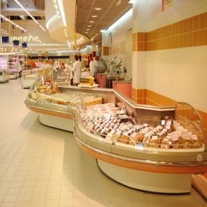 Supermarket Meat Refrigeration Equipment  Butcher Shop Epta Style