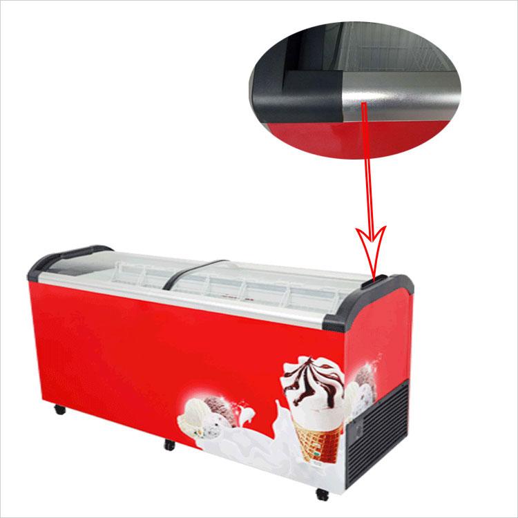9-Ice-cream-freezer-dusung-refrigeration